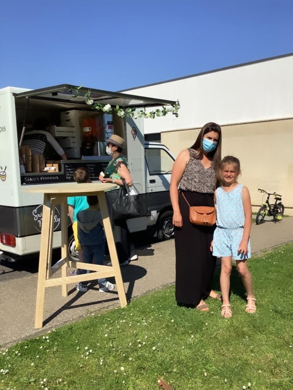 Food Truck - Glacier à Fresnes-sur-Marne