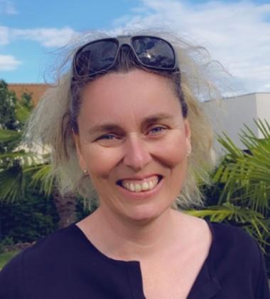 Karine VOITRIN - Présidente du Comité des Fêtes