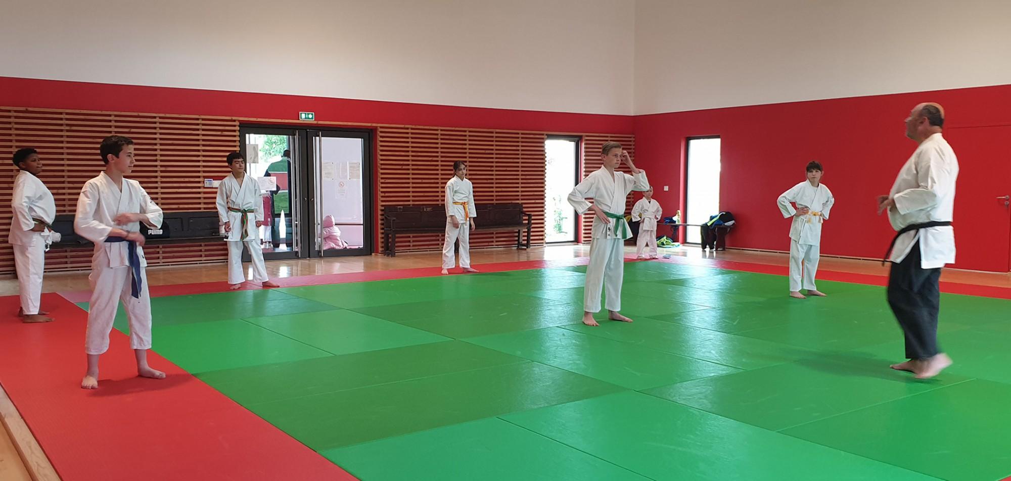 Club de Karaté de Bougez à Fresnes sur Marne